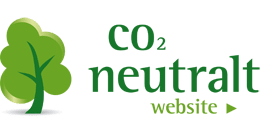 Termino CO2 neutral hjemmeside