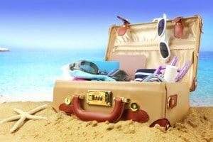 Ferie kuffert